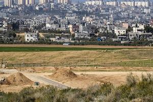 خسارت ۶۰۰ هزار دلاری ناشی از حملات اسرائیل به نوار غزه