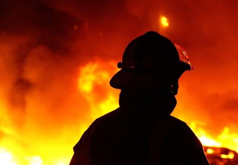 روایت نفس گیر از عملیات نجات ۳ کودک در  آتش سوزی بزرگ مشهد
