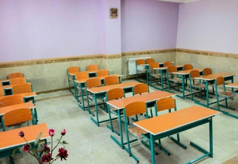ساخت ۱۸۰۲ کلاس درس توسط بنیاد علوی در کشور