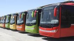 خبرنگار: کباری/قیمت کرایه بلیط اتوبوسها افزایش نیافته است