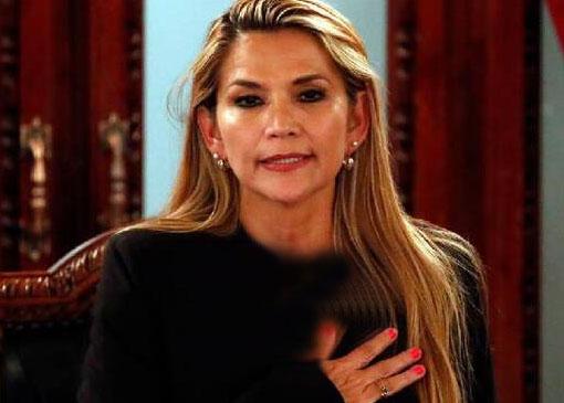 «ژنینه آنیِس» رئیسجمهور موقت بولیویرا بیشتر بشناسید