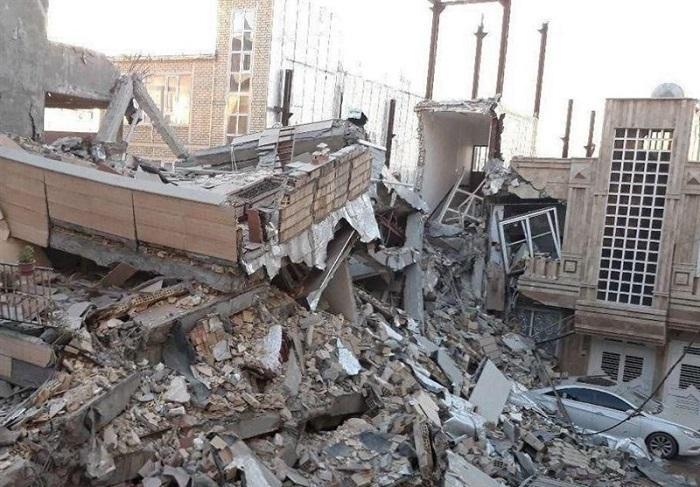 باشگاه خبرنگاران -شدیدترین زلزله ایران در ۱۱۰ سال اخیر