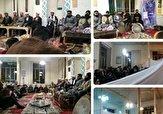 باشگاه خبرنگاران -برگزاری مراسم مولودی خوانی در مساجد مهاباد
