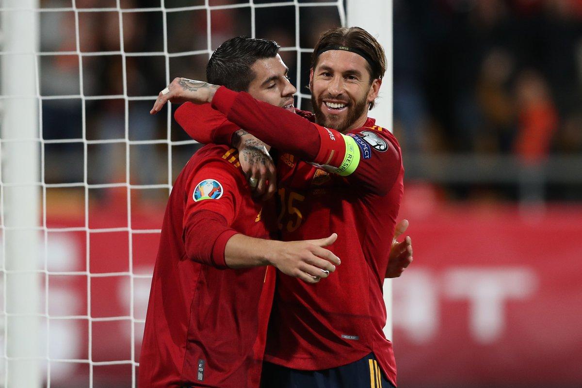 رکورد شکنی ایتالیا با شکست بوسنی/آتش بازی اسپانیا در شب صعود سوئد