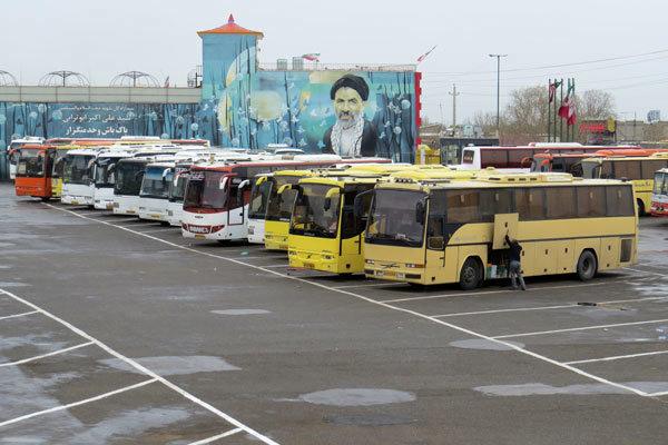 جابجایی بیش از ۳۱ هزار مسافر از پایانههای مسافربری ایلام