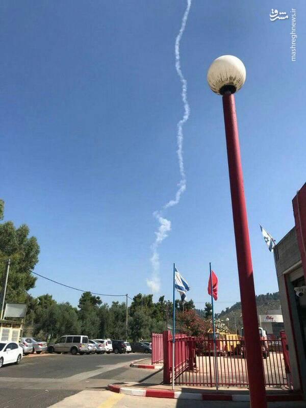 آیا موشک پیشرفته اسراییلی به دست مقاومت رسیده است؟ / احتمال لو رفتن اسرار پدافند ضد موشکی اسراییل بر اثر یک حادثه + تصاویر