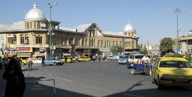 تخریب گنبدهای میدان امام (ره) صحت ندارد