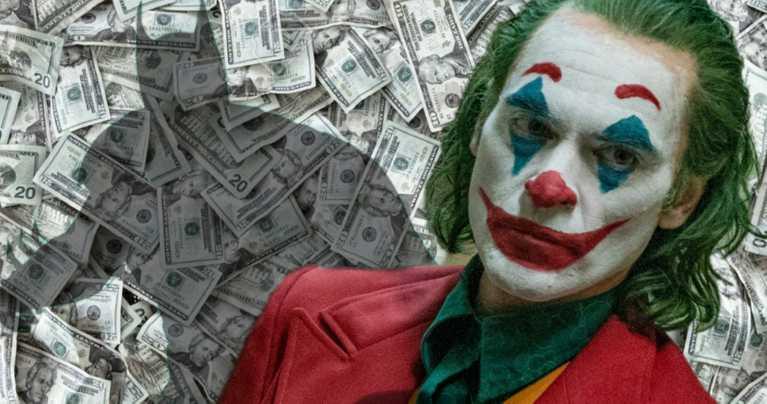 فروش «جوکر» به یک میلیارد دلار رسید