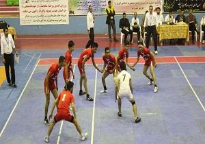 تیم کبدی جوانان ایران قهرمان جوانان جهان