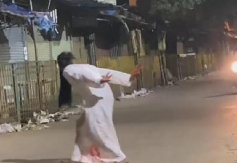 بازداشت ارواح ترسناک، آرامش را به هند برگرداند+فیلم
