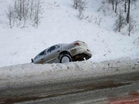 چگونه در روزهای برفی رانندگی کنیم؟ +اینفو گرافیک