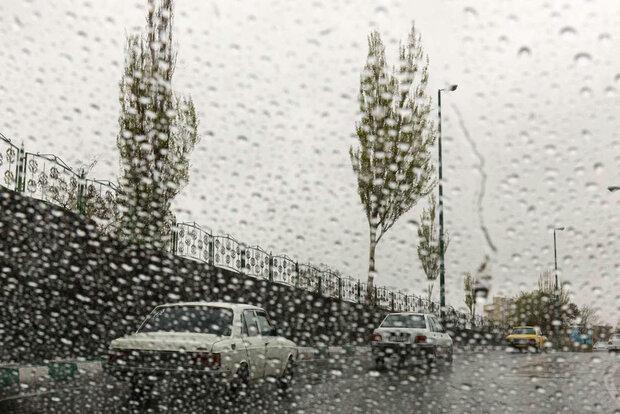 آمادگی استان مرکزی برای بارشهای این هفته / پیش بینی هوای سردو برفی در استان مرکزی