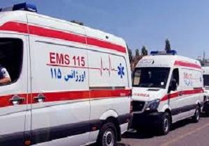 ۲ دستگاه آمبولانس به اورژانس دلفان تحویل داده شد