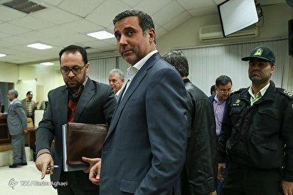 نهمین جلسه رسیدگی به پرونده علی دیواندری