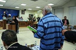 باشگاه خبرنگاران - نهمین جلسه رسیدگی به پرونده علی دیواندری
