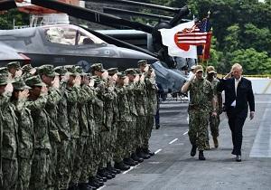 ترامپ خواهان چهار برابر شدن پرداختهای ژاپن به نیروهای آمریکایی شد