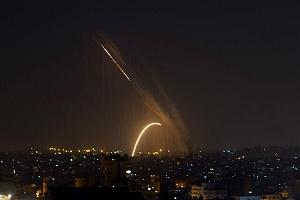تایمز اسرائیل: جنبش جهاد اسلامی از موشکی جدید با کلاهک ۳۰۰ کیلویی استفاده کرده است