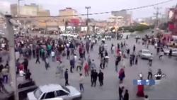 جزئیات اعتراضات به گرانی بنزین در کشور در شب گذشته + فیلم