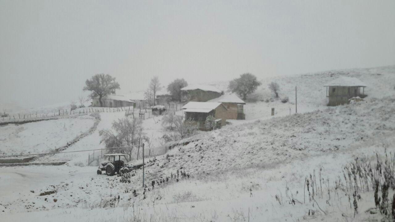 برف پاییزی برخی از استان های کشور را سفید پوش کرد/ روایت باشگاه خبرنگاران جوان از تجمعات بنزینی/ دست درازی به منابع خدادای