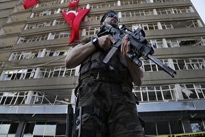 بازداشت ۲۵ نفر از نزدیکان ابوبکر بغدادی در ترکیه