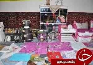اهدای ۷۵ سری جهیزیه به نوعروسان نیازمند در آذربایجان شرقی