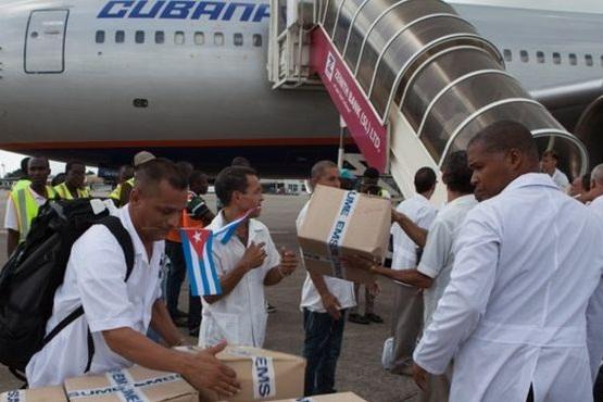 ۲۲۶ پزشک کوبایی از بولیوی به کشور خود بازگشتند