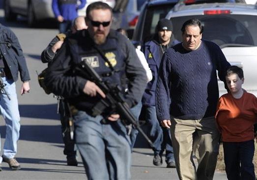 ۵ قربانی از یک خانواده آمریکایی در تیراندازی در کالیفرنیا
