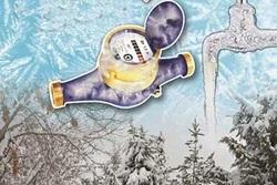 هشدار نسبت به احتمال یخ زدگی لوله و کنتورهای آب در همدان