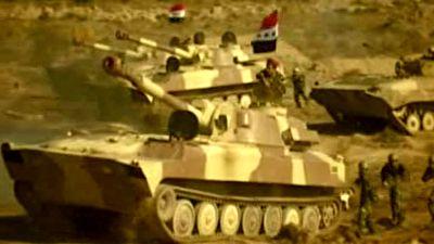 روایتی از حمله تانکهای بعثی به مردم در سالروز شکست حصر سوسنگرد + فیلم