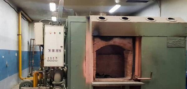 تعیین تکلیف سوزاندن اجساد حیوانات آزمایشگاهی تا هفته آینده/تدفین شرعی اجساد انسانی تشریح شده + تصاویر
