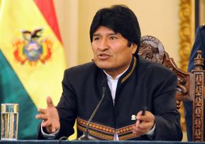 مورالس: میخواهم به بولیوی بازگردم