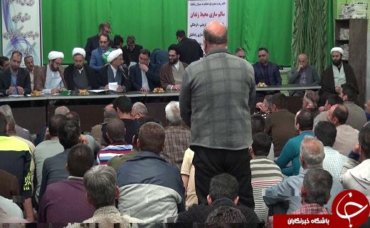آزادی زندانیان به یاری وقف در قزوین