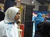 باشگاه خبرنگاران - حضور یک مهمان جنجالی در رقابتهای جام جهانی کبدی/  مرد روسری به سر بازگشت! + تصاویر