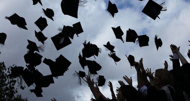 آمار بالای ترک تحصیل در بین دانشجویان انگلیسی