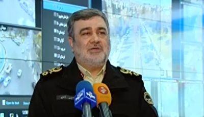 اتمام حجت فرمانده نیروی انتظامی با بر هم زنندگان امنیت کشور + فیلم