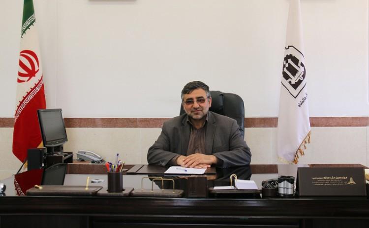 انتصاب  رئیس دانشگاه صنعتی کرمانشاه به عنوان مشاور اتحادیه انجمنهای علمی دانشجویی مهندسی عمران کشور
