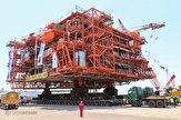 باشگاه خبرنگاران - رکورد نصب ۳ روزه سکوی نفتی توسط مهندسان ایرانی/ یک میلیارد فوت مکعب به تولید گاز اضافه شد