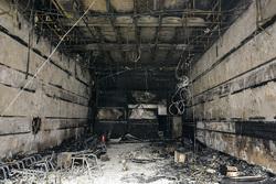 رفتار داعشی اغتشاشگران با امدادگران آتش نشانی + فیلم