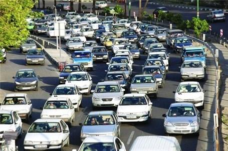 آخرین وضعیت ترافیکی معابر بزرگراهی پایتخت در ۲۷ آبان ماه