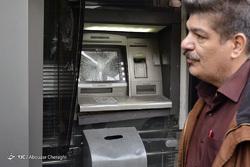 تخریب اموال عمومی توسط آشوبگران
