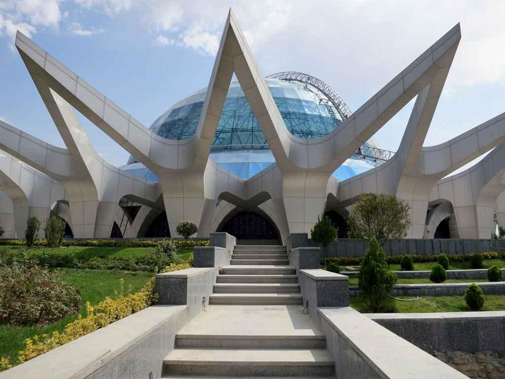 جایزه انجمن ترویج علم ایران به «گنبد مینا» رسید