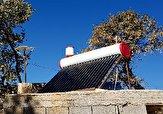 باشگاه خبرنگاران -نصب ۱۵ آبگرمکن خورشیدی در بخش خلیفان مهاباد