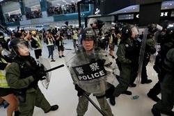 هشدار چین در خصوص اوضاع هنگ کنگ
