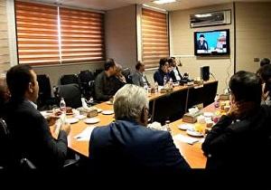 شرکت وزیر صنعت در نشست ستاد تنظیم بازار هرمزگان به صورت ویدئو کنفرانس / تغییر و افزایش قیمت کالاها ممنوع است