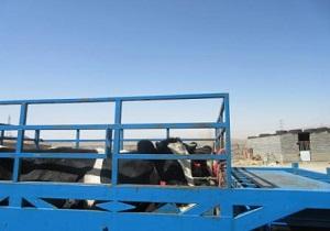توقیف خودرو حمل فاقد گواهی حمل بهداشتی قرنطینهای