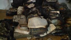 فیلم اهانت وقیحانه و حرمت شکنی کلام الله مجید توسط اغتشاشگران در شهر قدس