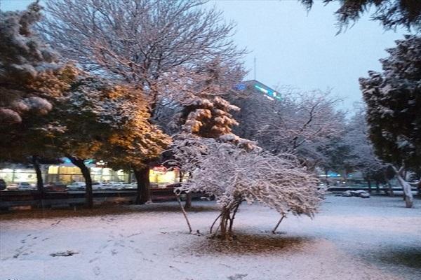 بارش برف و باران تا روز شنبه ادامه دارد
