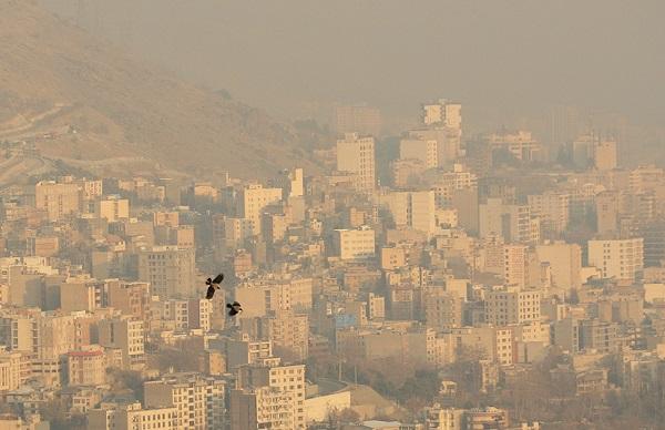 وضعیت ایران و سایر کشورها از نظر آلودگی هوا چگونه است؟
