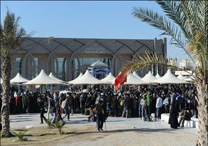 مسافران مرز مهران را برای ورود به عراق انتخاب نکنند