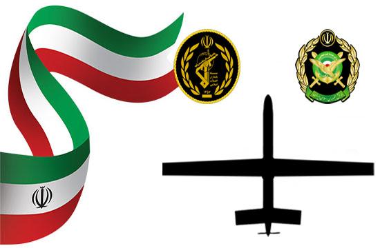 پهپادی که از خواب و غفلت دشمن استفاده میکند/ حازمهای ایرانی، از جنگ روانی تا بمباران هوایی + تصاویر